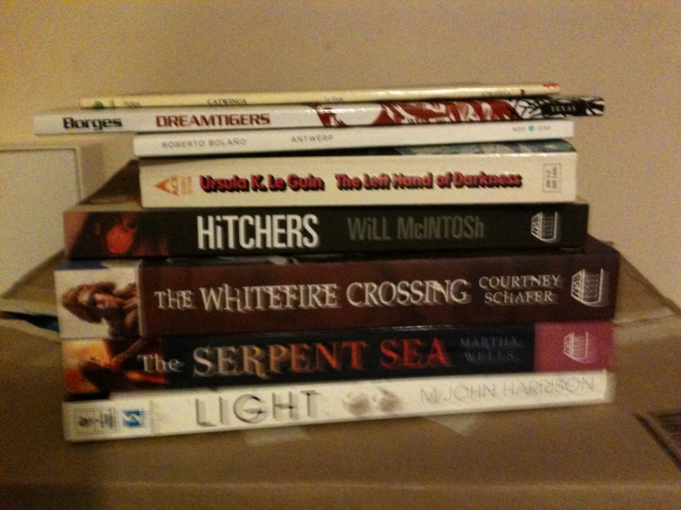 Chicago book haul
