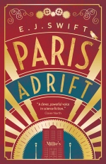 Paris Adrift front cover